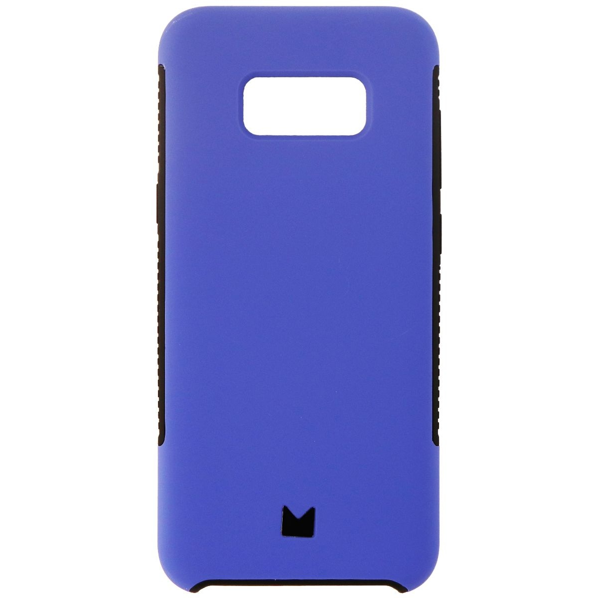 Modal Dual Layer Series Protective Case for Samsung Galaxy S8 - Matte Blue/Black
