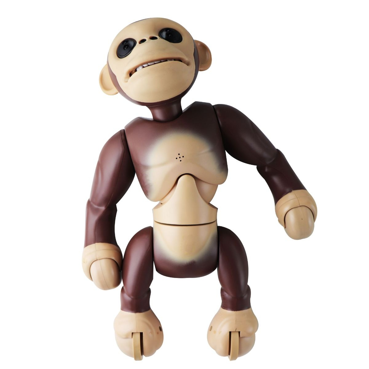 Zoomer Chimp Interactive Toy Chimp with Voice Command and Sensors