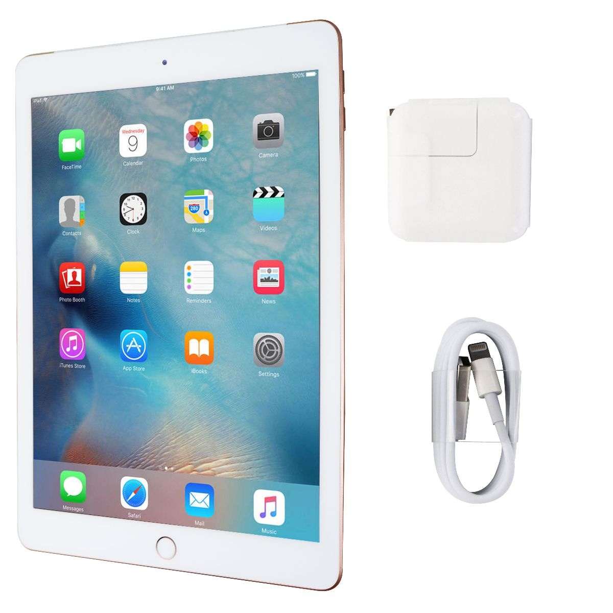 Apple iPad 9.7-inch (6th Gen) A1954 (GSM Unlocked + Verizon) - 32GB / Gold