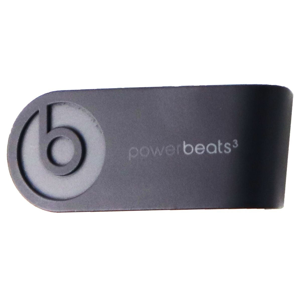 Genuine Power Beats 3 Replacement Right Speaker Housing Panel - Black