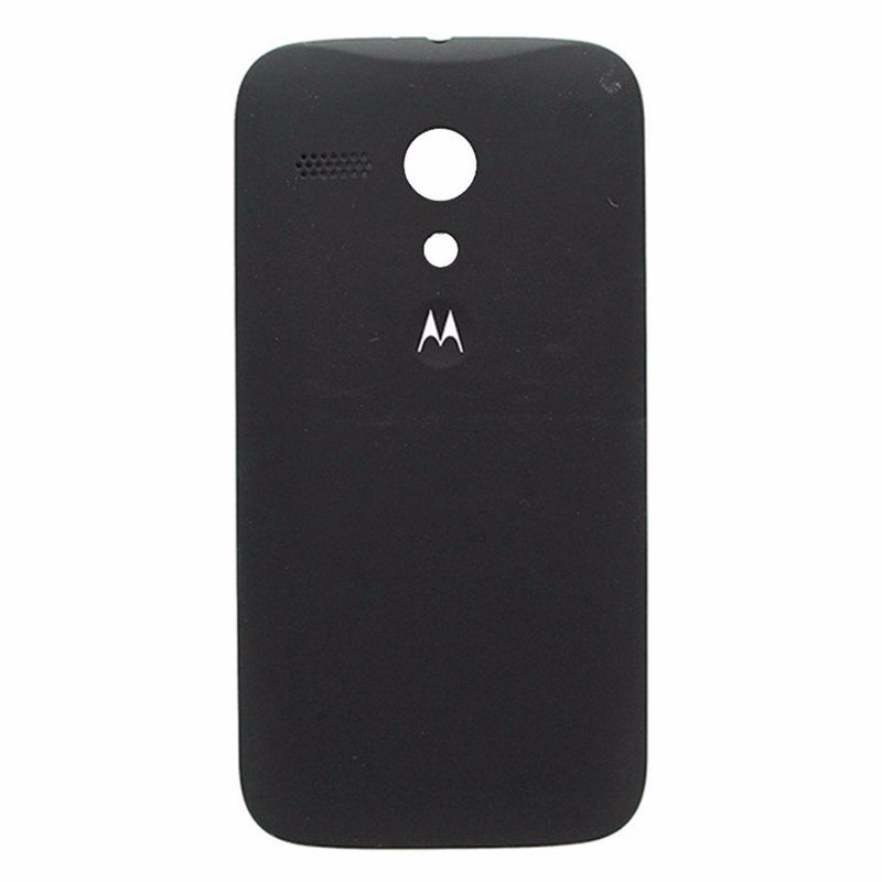 Original Motorola Hard Shell Battery Cover For Moto G phone XT1028 XT1032 Black