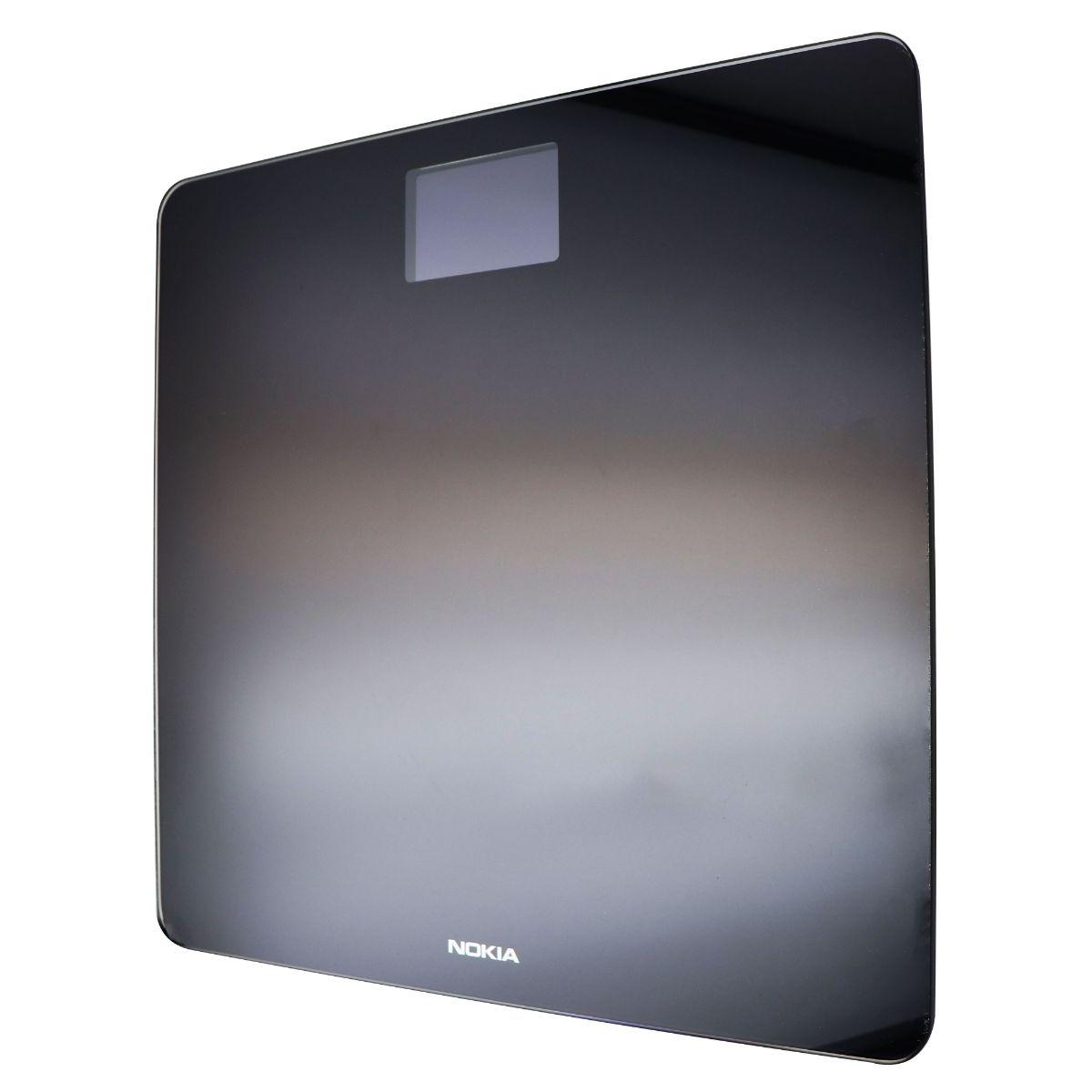 Withings Body - Smart Weight & BMI Wi-Fi Digital Scale w/ Smartphone App - Black