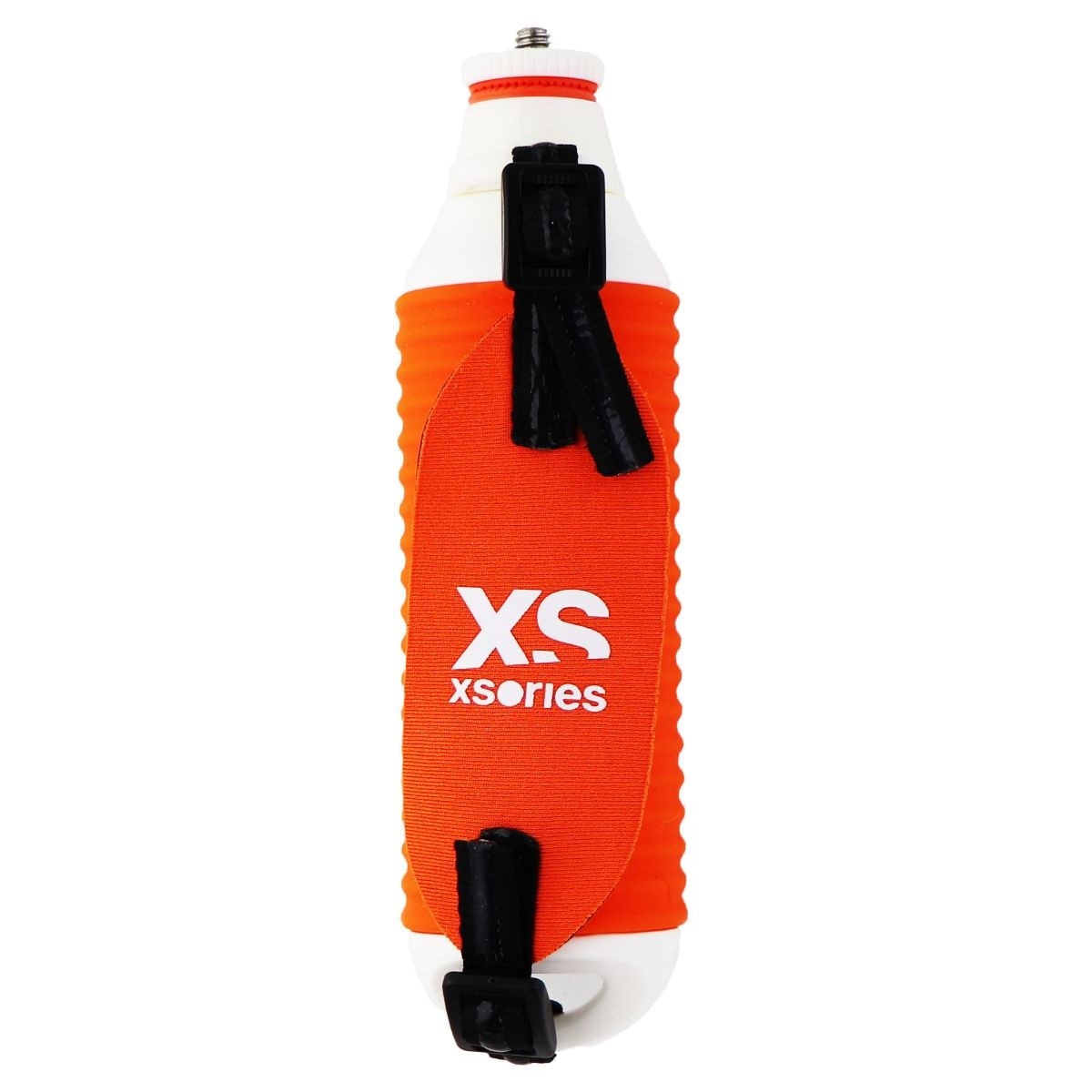 XSories U-Float Floatable Camera Grip w/ Strap and GoPro Tripod Adapter - Orange