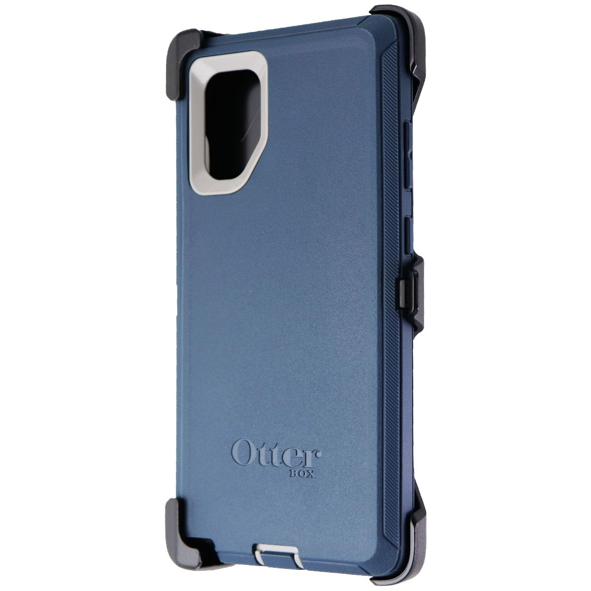 OtterBox Defender Case for Galaxy Note10+ (Plus) & Note10+ (5G) Gone Fishin Blue