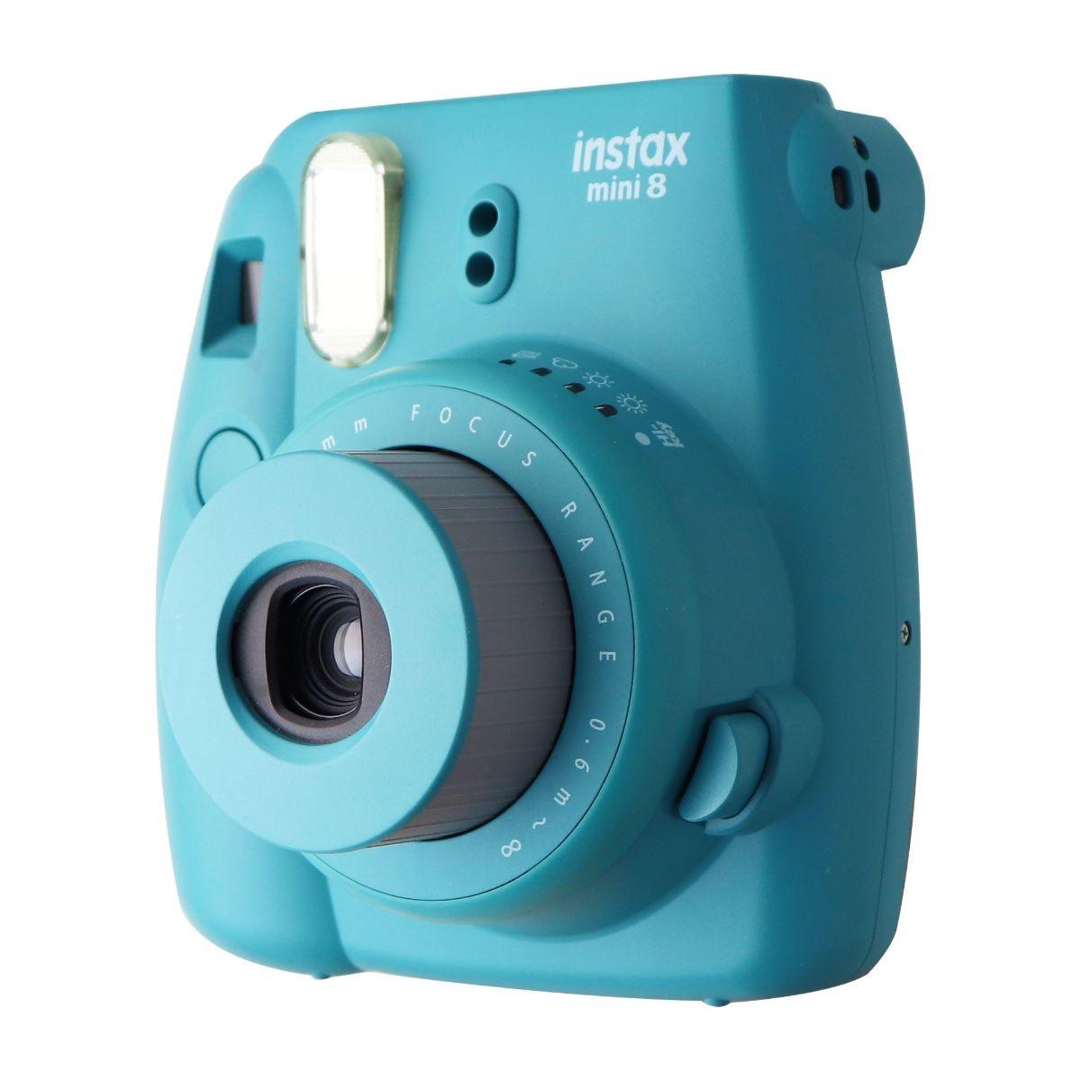 FujiFilm Instax Mini 8 - Instant Film Camera - Mint
