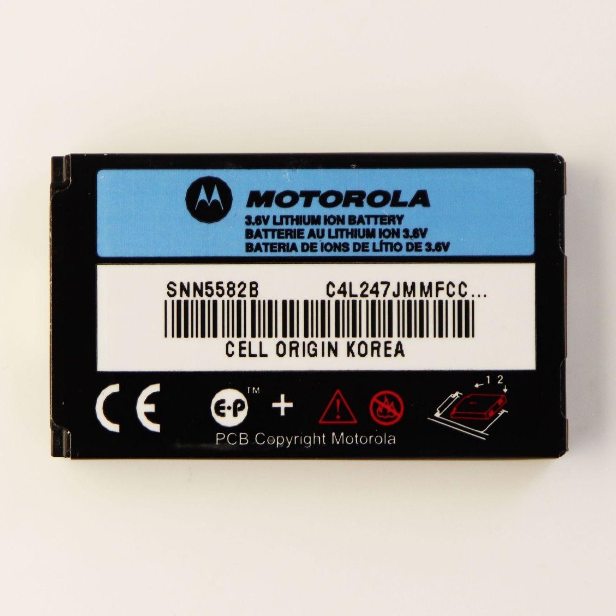 Motorola Li-ion Rechargeable Battery (SNN5582B) 3.6V for T730 T720i T722i C300