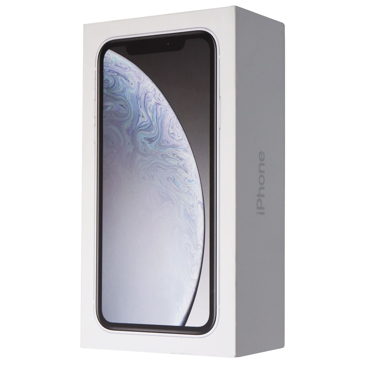 RETAIL BOX - Apple iPhone XR - 128GB / White - NO DEVICE