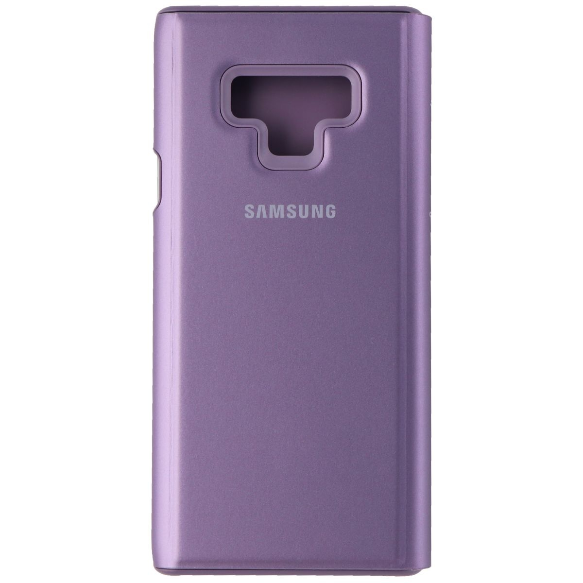Samsung S-View Cover Case for Galaxy Note 9 - Lavender Purple