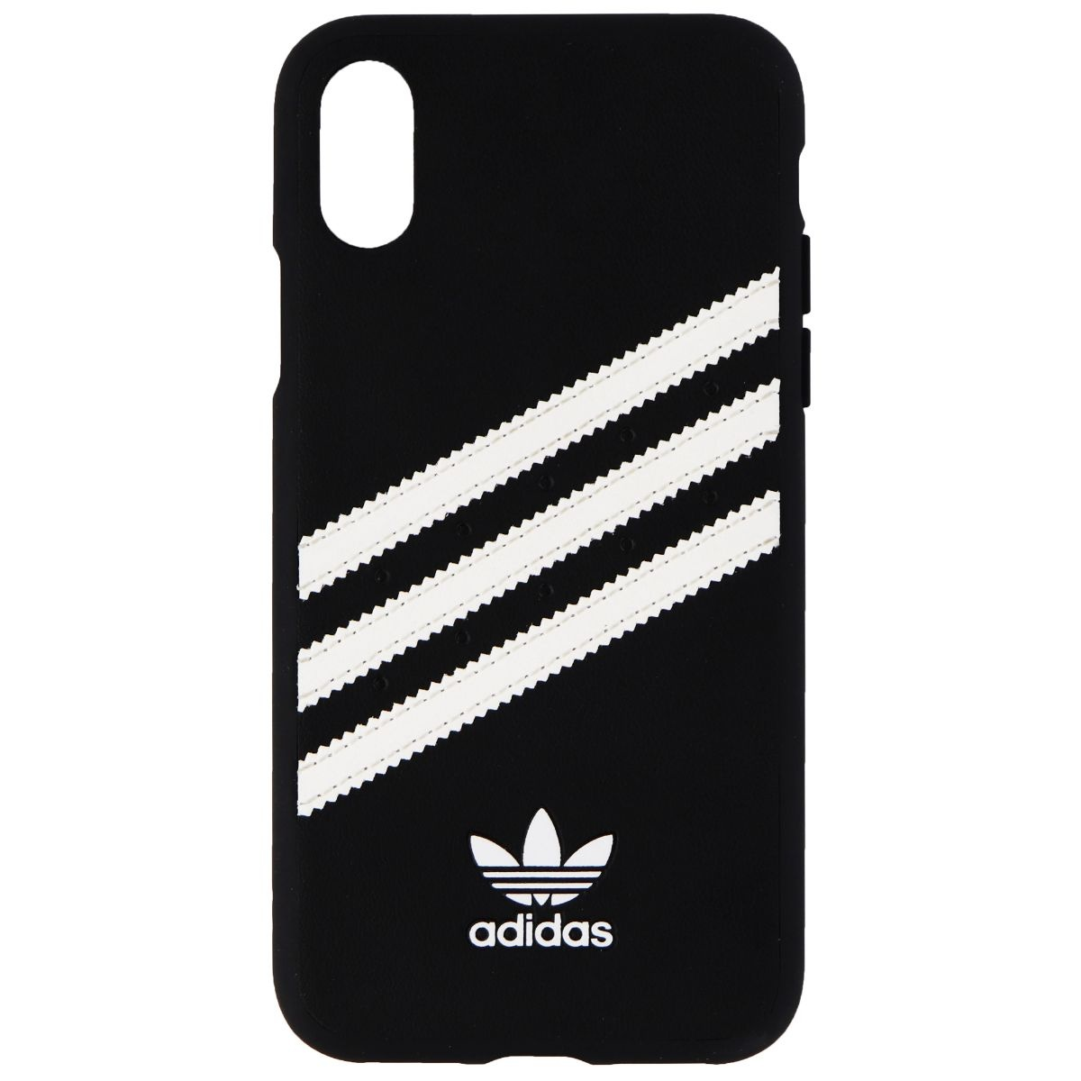 Adidas ADDS33259 Samba Case for iPhone XR - Black/White