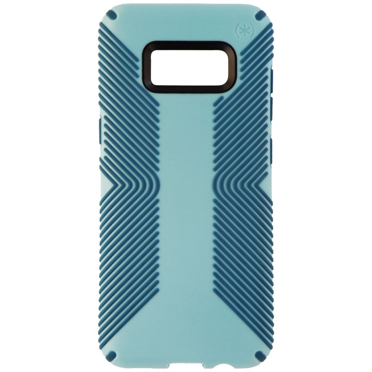 Speck Presido Grip Series Protective Case Cover or Samsung Galaxy S8 - Tide Blue