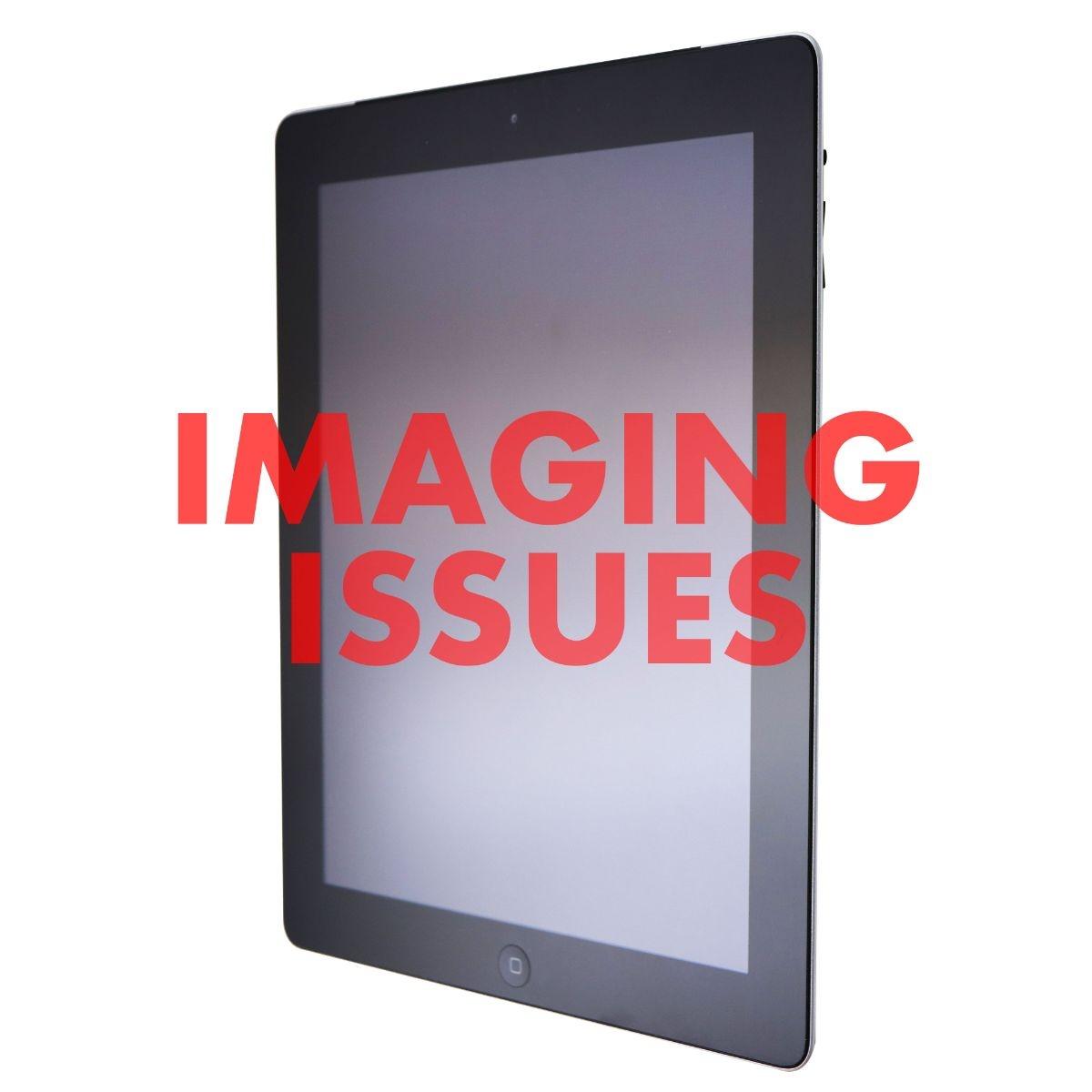 Apple iPad 4th Gen. 9.7 In. A1460 MD523LL/A- Wi-Fi + Verizon- 32GB/ Black Bezel