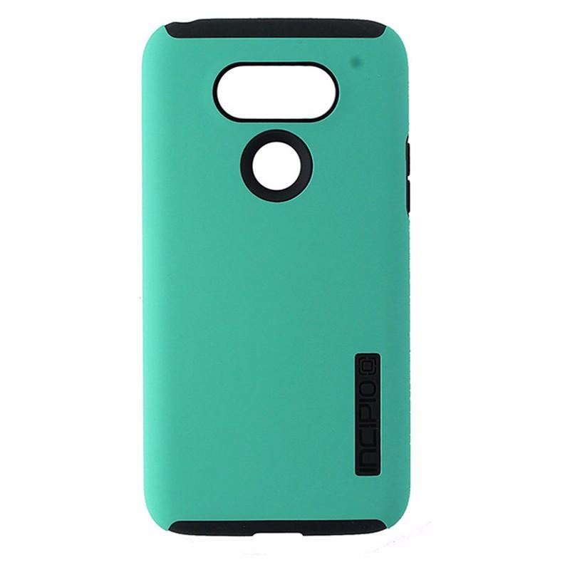 Incipio DualPro Series Dual Layer Case for LG G5 - Matte Teal / Dark Gray