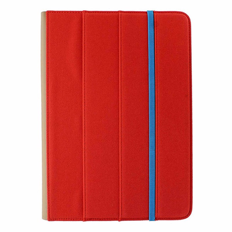 M-Edge Trip Series Folio Case Cover for Kindle Fire HD 8.9 - Red / Brown / Blue