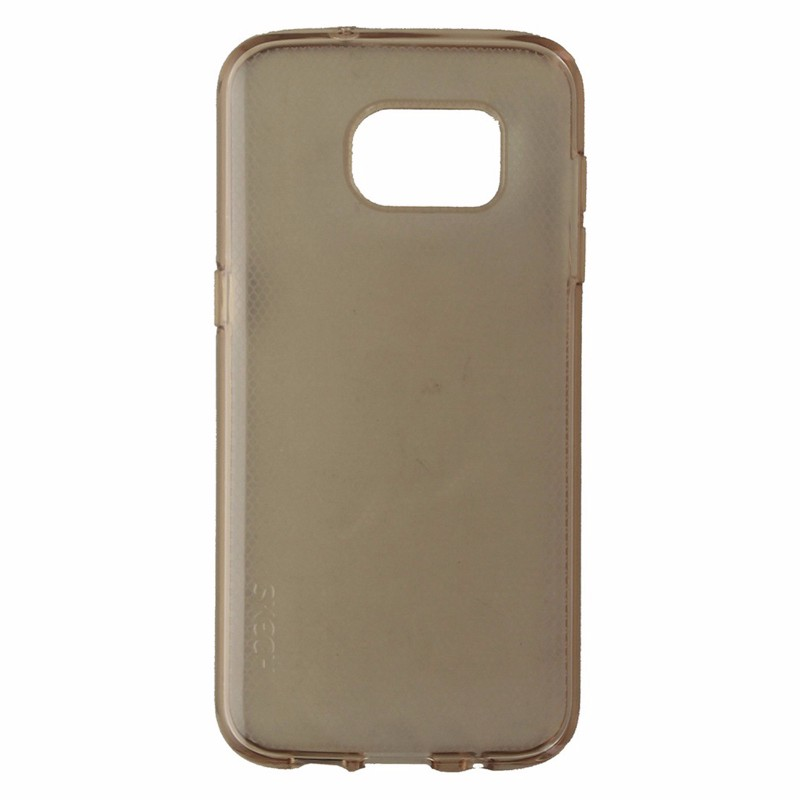 Skech Matrix Series Hybrid Case for Samsung Galaxy S7 Edge - Transparent Gold