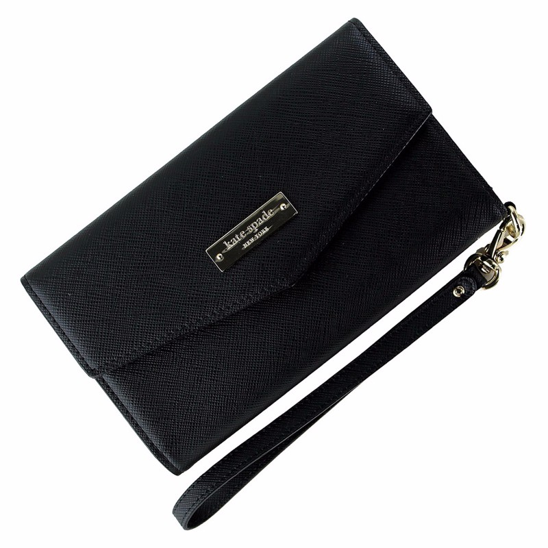 Kate Spade New York Series Universal Saffiano Wristlet For Devices upto 5.7 Inch