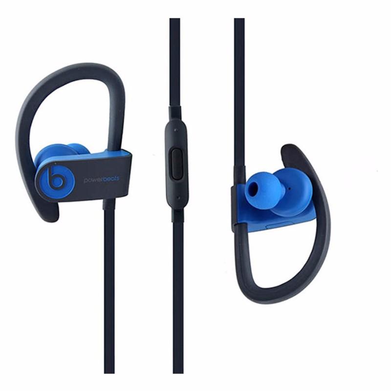 Beats Powerbeats3 Series Wireless Ear-Hook Headphones (MNLX2LL/A) - Flash Blue