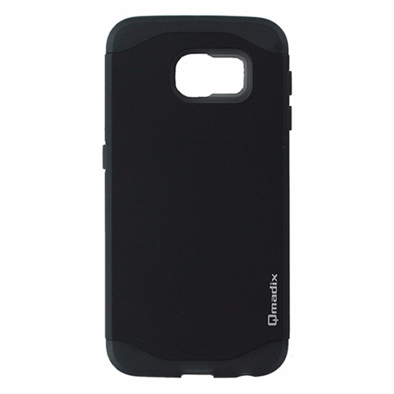 Qmadix X Series Lite Dual Layer Case for Samsung Galaxy S6 - Matte Black