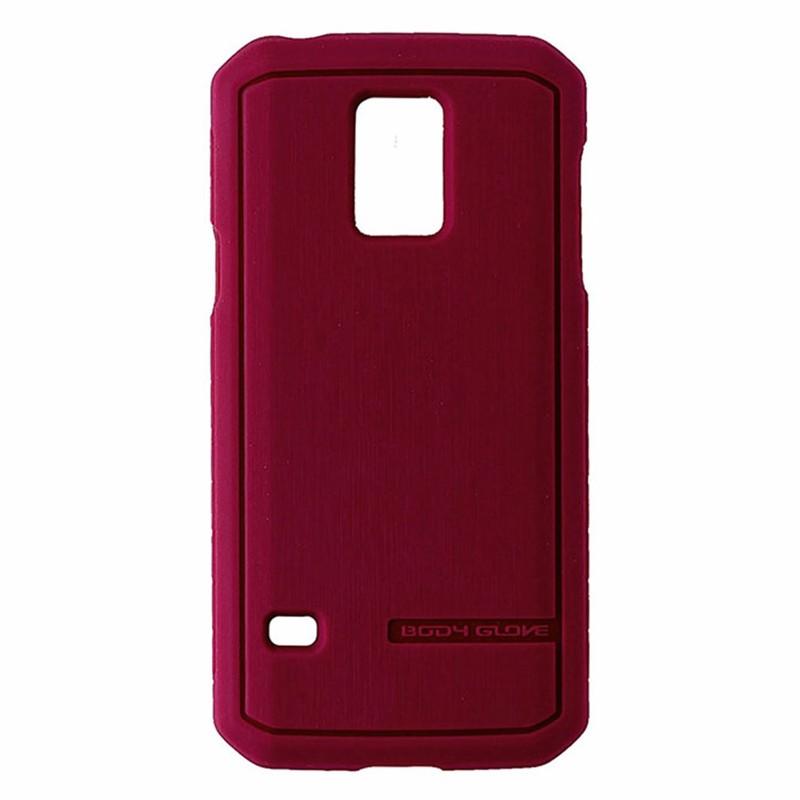 Body Glove Satin Series Gel Case for Samsung Galaxy S5 Mini - Pink