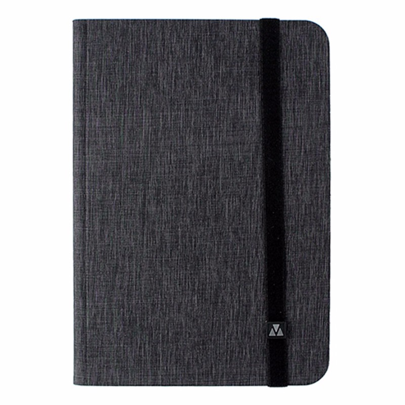 M-Edge Universal Folio Plus Case for 7 to 8-inch Tablets - Gray