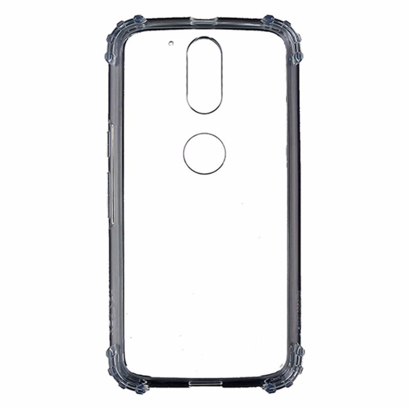 Spigen Crystal Hybrid Shell Case for Motorola Moto G4 / Moto G4 Plus - Clear
