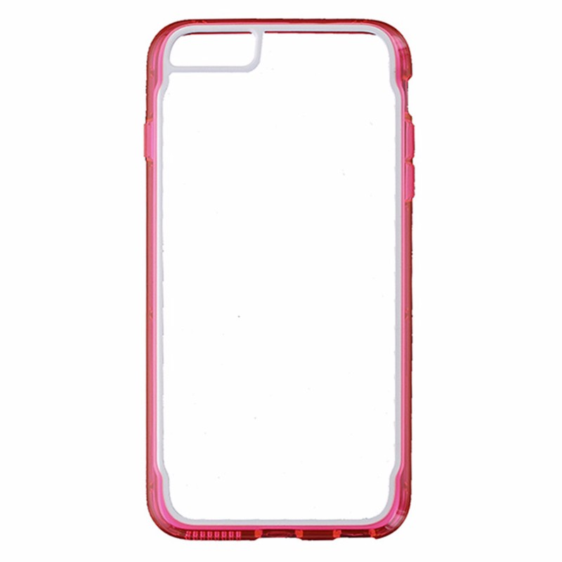 Griffin Survivor Clear Case for Apple iPhone 6 Plus/6s Plus - Pink/White/Clear
