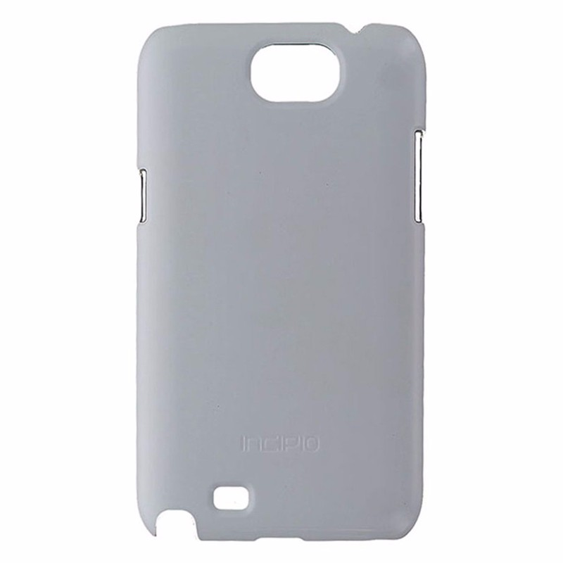 Incipio Feather Shine Hardshell Case for Samsung Galaxy Note2 - White