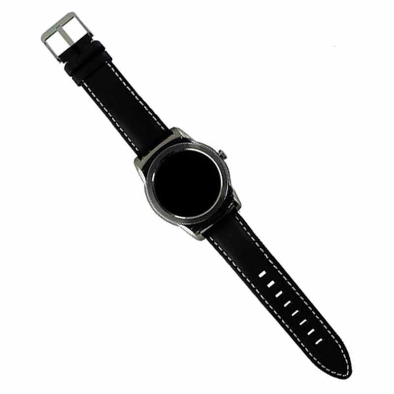 LG Urbane 4 GB SmartWatch (W150) for Android or IOS - Silver / Black Leather
