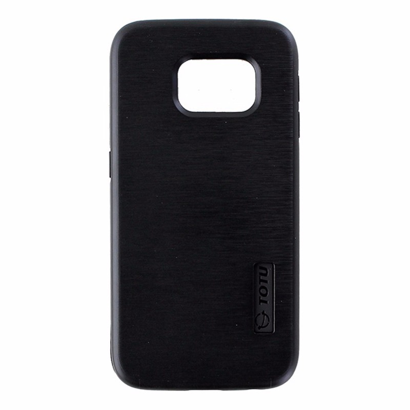 Loopee Dual Layer Protection Case for Samsung Galaxy S6 Edge - Black