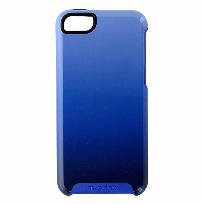 M-Edge Echo Series Hybrid Case for Apple iPhone 5C - Blue Fade / Blue