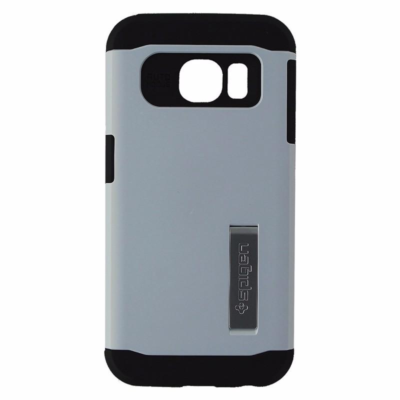 Spigen Slim Armor Series Dual Layer Case for Samsung Galaxy S6 Edge - White