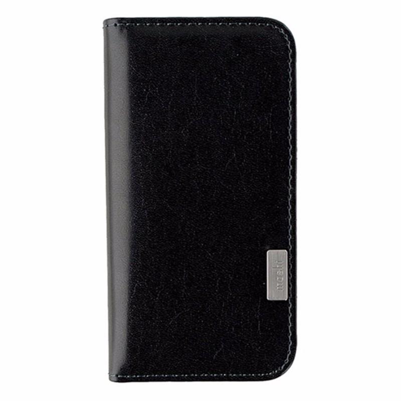 Moshi Overture Hardshell Folio Wallet Case for Apple iPhone 7 - Charcoal Black