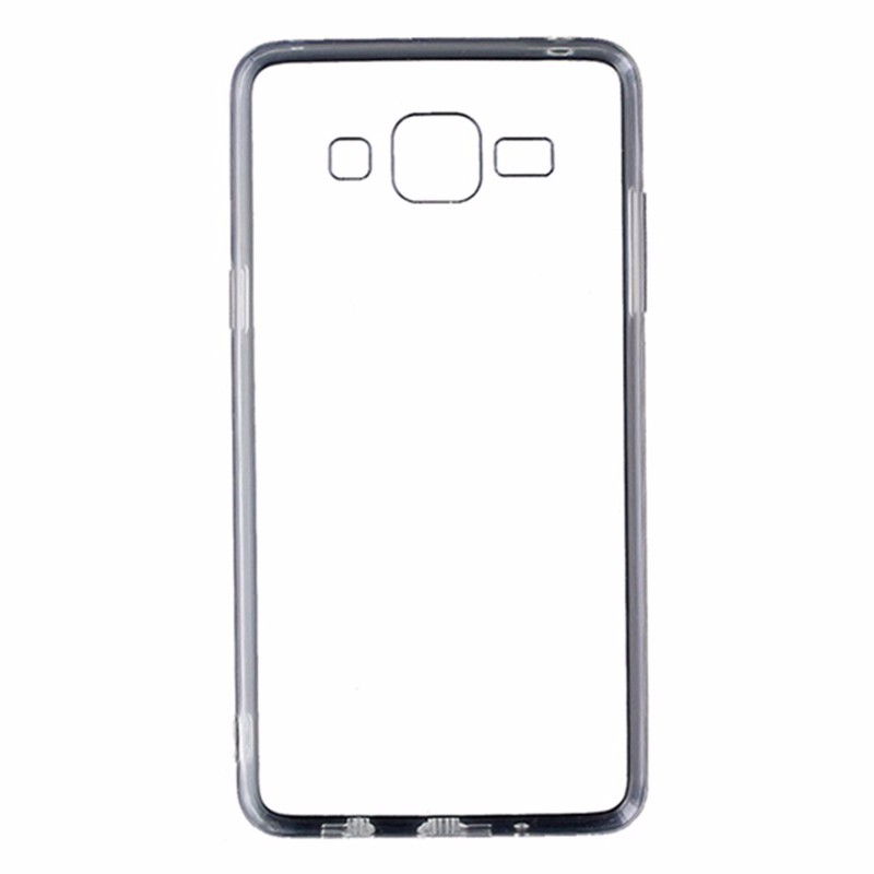 Samsung Galaxy On5 C Series Ultra-Thin Clear Premium Co-Molded Case