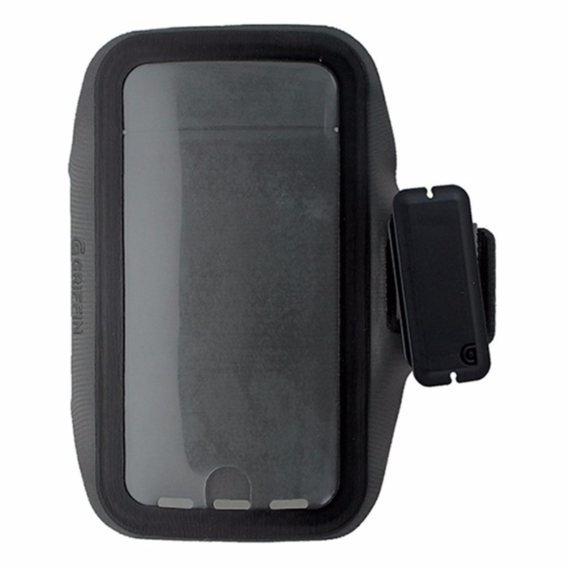 Griffin Trainer Plus Ultra Lightweight Armband for iPhone 6/6s - Black/Gray