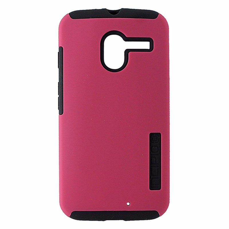 Incipio DualPro Dual Layer Case for Motorola Moto X - Pink / Gray