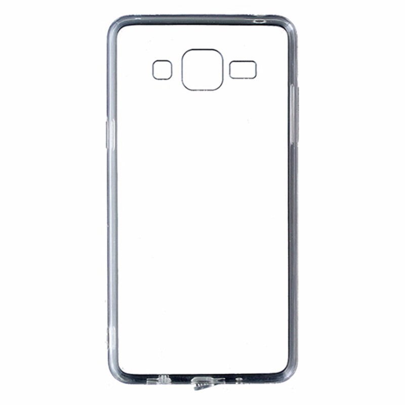 Qmadix Invisible Case for Samsung Galaxy On5 - Clear