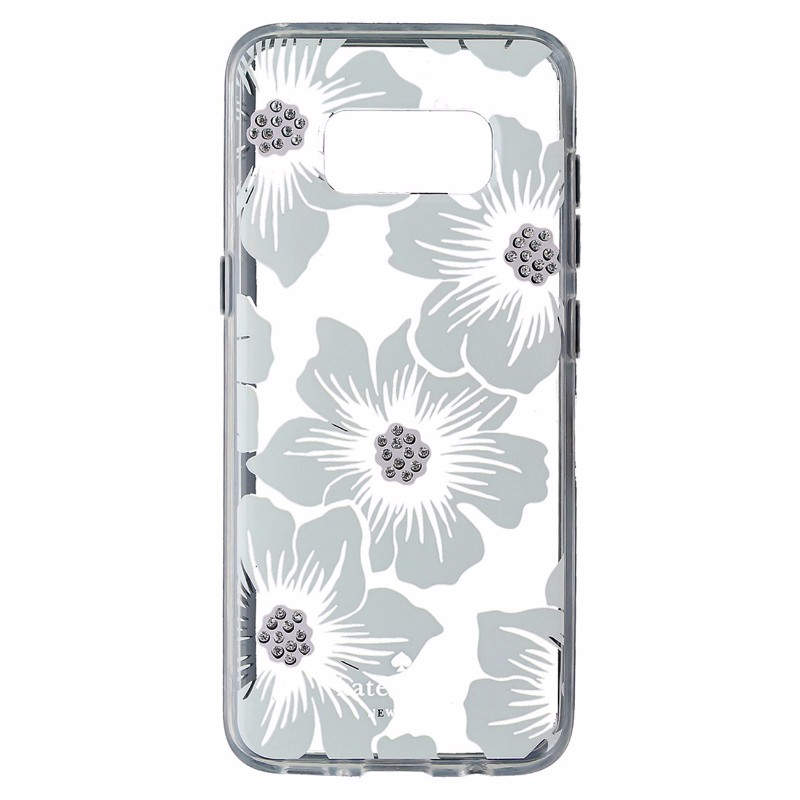 Kate Spade New York Hardshell Case Cover For Samsung Galaxy S8 Hollyhock Floral