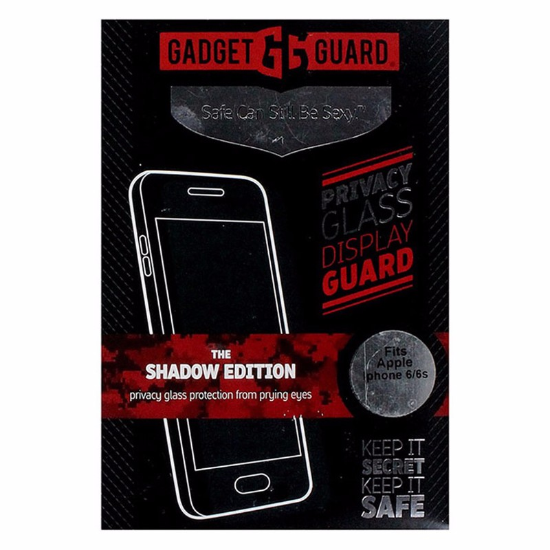 Gadget Guard Shadow Privacy Tempered Glass Protector for iPhone 6 / 6s