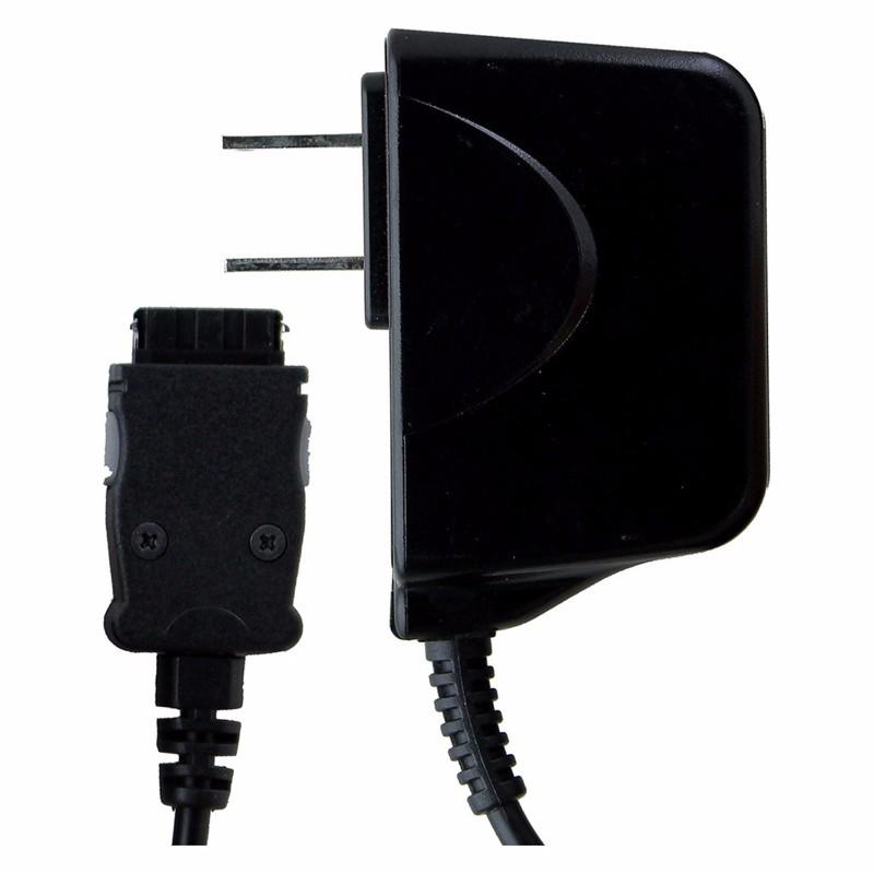OEM LG Brand Wall Phone Charger Plug TA-P01WR P01WS 5V-1A Output Black
