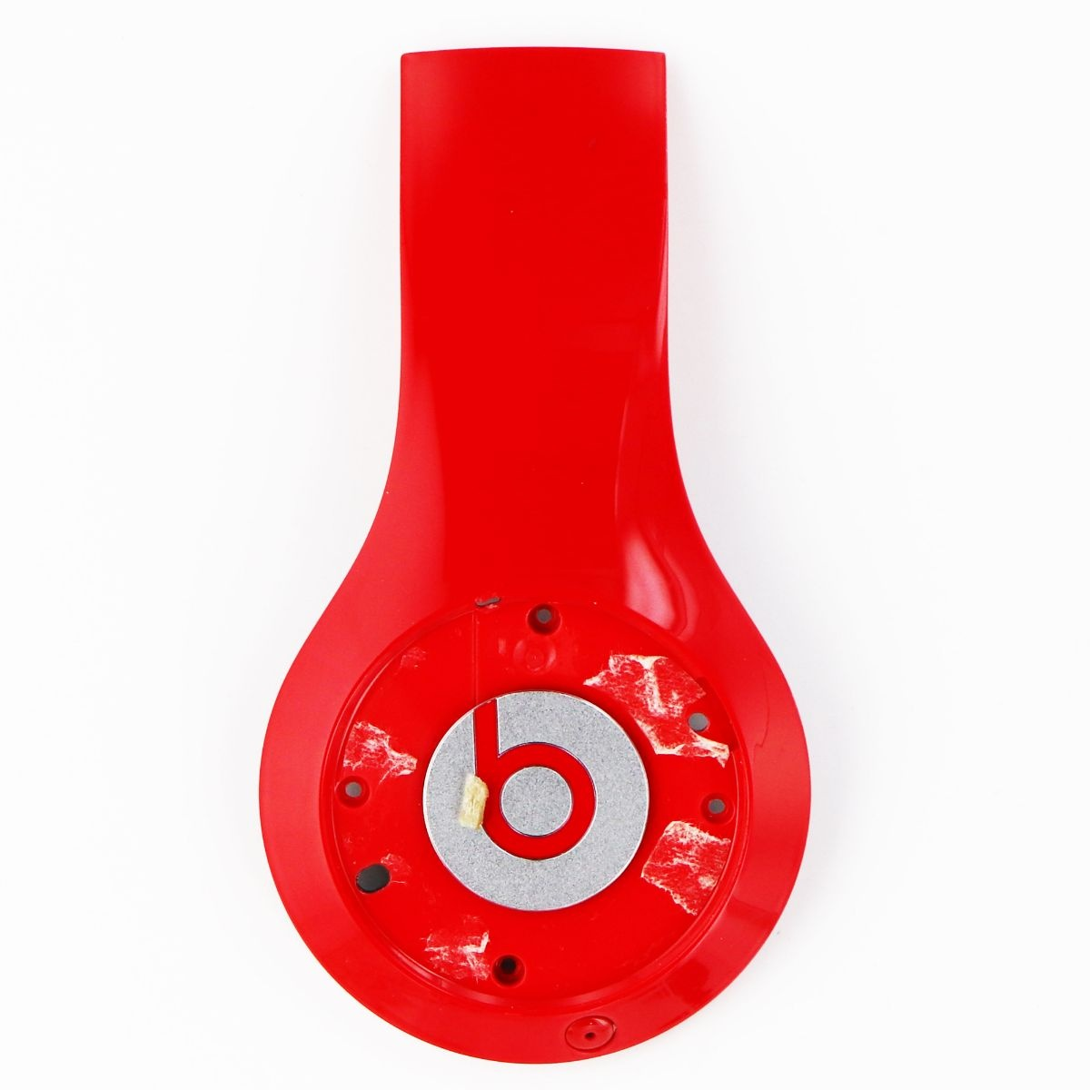OEM Repair Part – Right Outer Housing Take Off From Beats Studio - RED