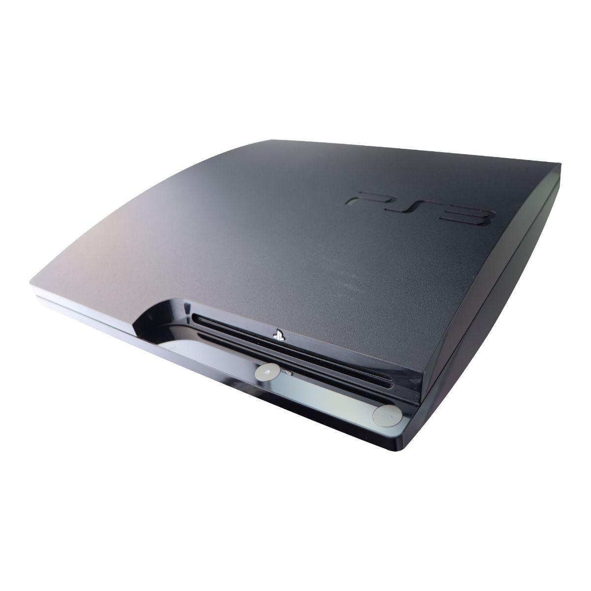 Sony PlayStation 3 Slim (250GB Version) Gaming Console - Black