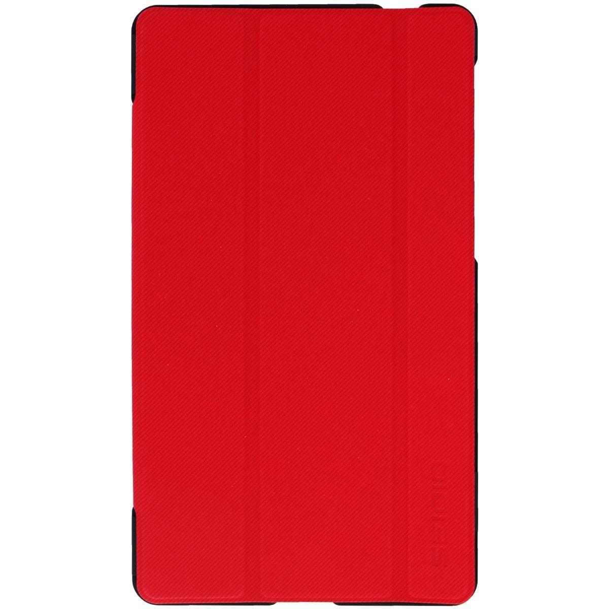 Seidio LEDGER Folio Case for LG Google Nexus 7 (2013) - Red
