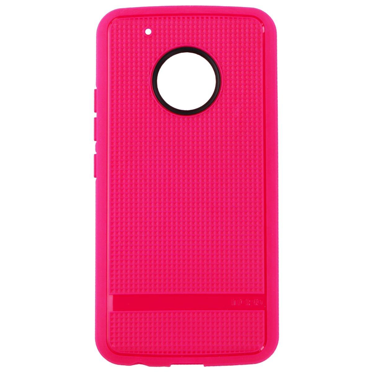 Incipio NGP Advanced Case for Motorola Moto G5 Plus Smartphone - Berry Pink
