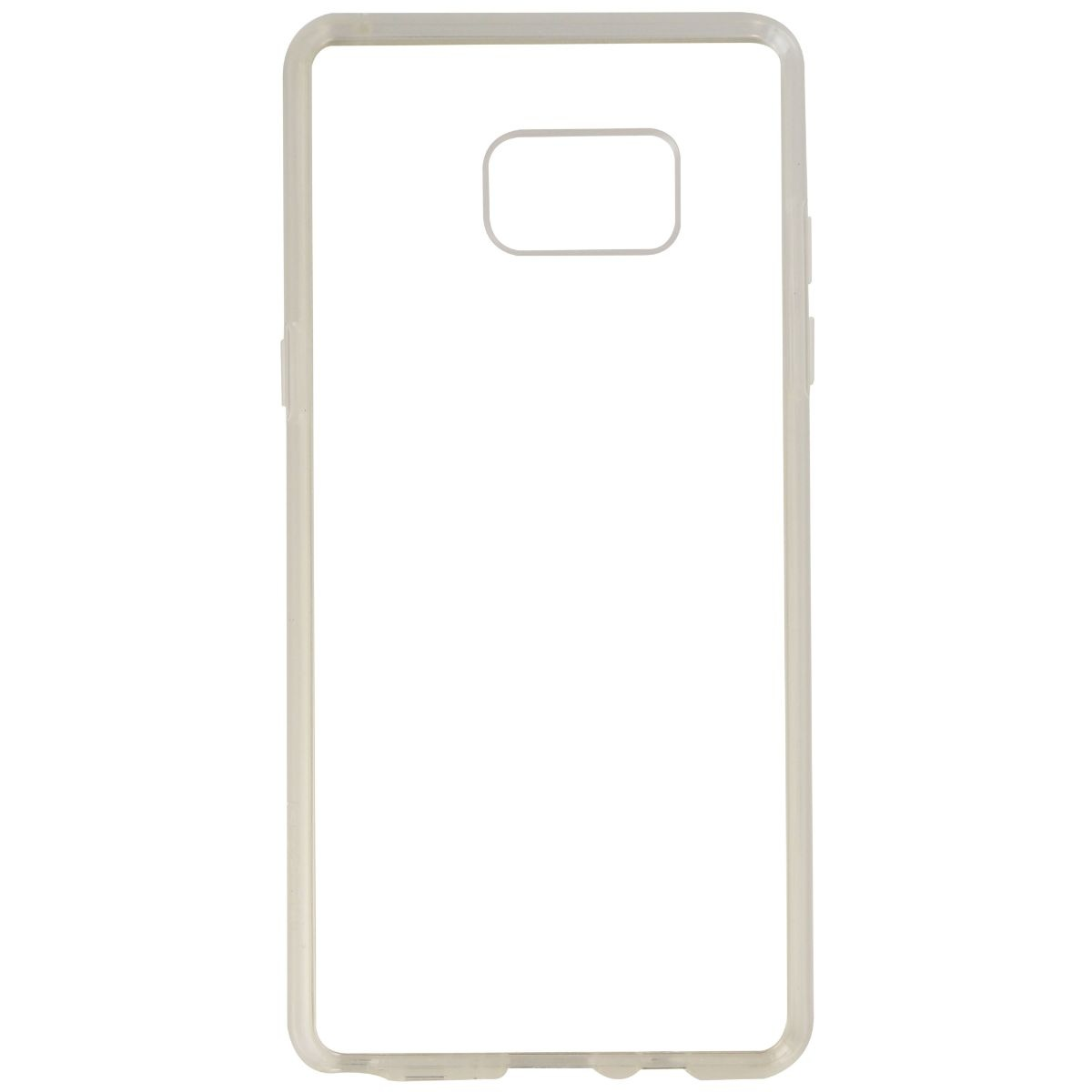 Skech Crystal Series Hard shell Case for Galaxy Note 7 Smartphone - Clear