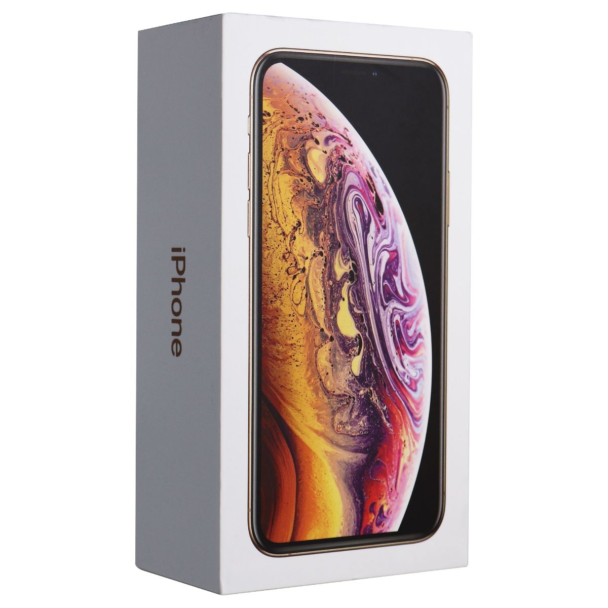 RETAIL BOX - Apple iPhone Xs - 256GB / Gold - NO DEVICE