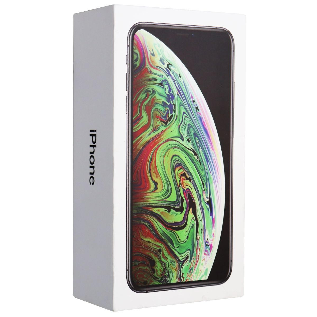 RETAIL BOX - Apple iPhone Xs Max - 256GB / Space Gray - NO DEVICE