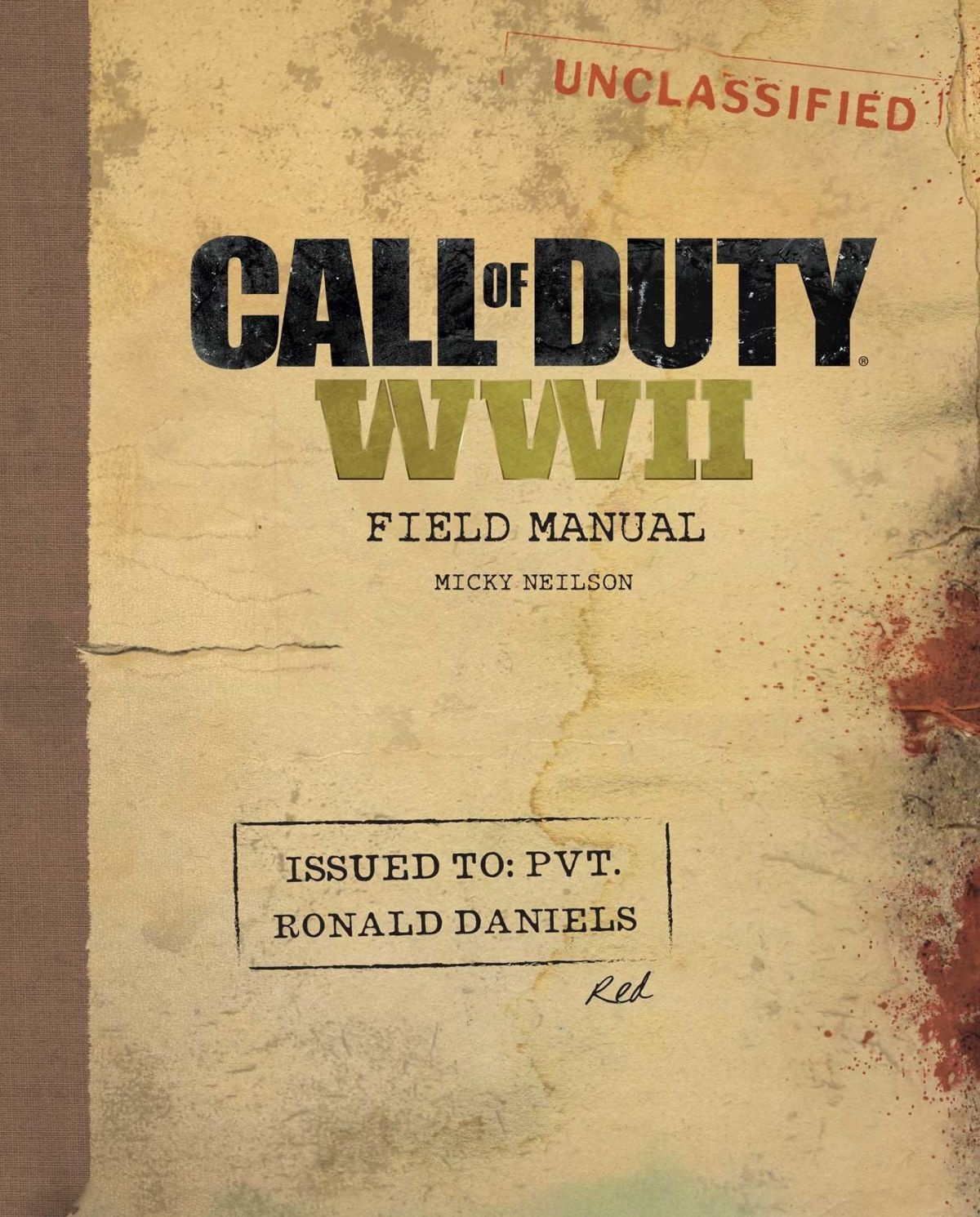 Call of Duty WWII: Field Manual Book / Video Game Guide
