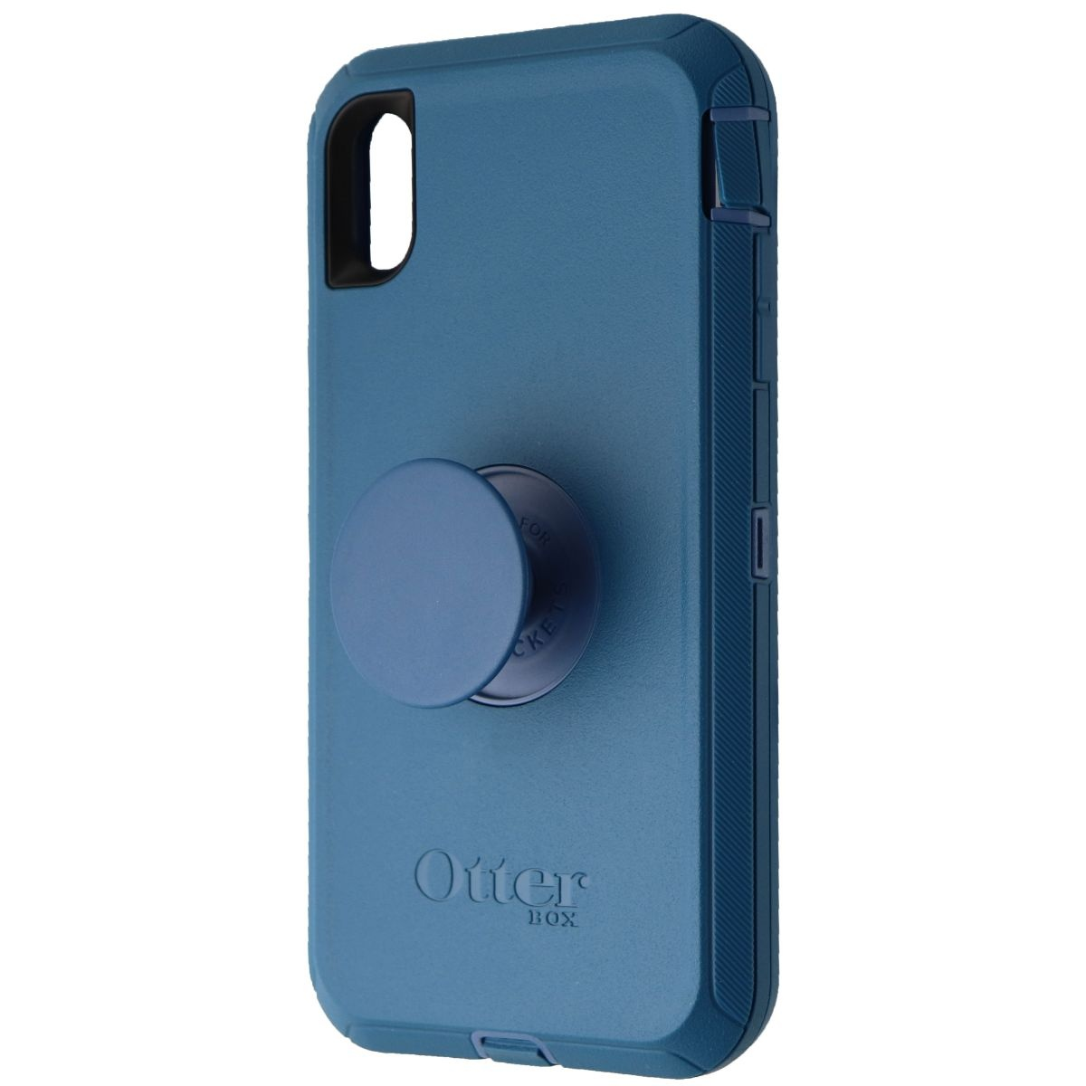 OtterBox + Pop Defender Screenless Case for iPhone XS Max- Winter Shade (Teal)
