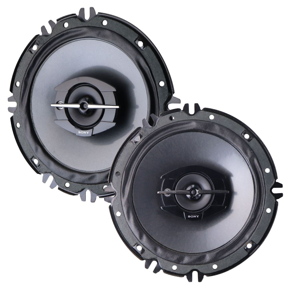 Sony (XS-GT1638F) 6-1/2 inch 3-way Car Speakers - 2 Speakers
