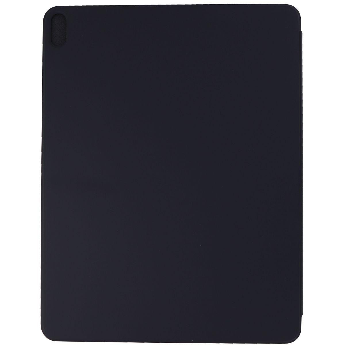 Apple Smart Folio Case for iPad Pro 12.9 (3rd Gen) - Charcoal Gray (MRXD2ZM/A)