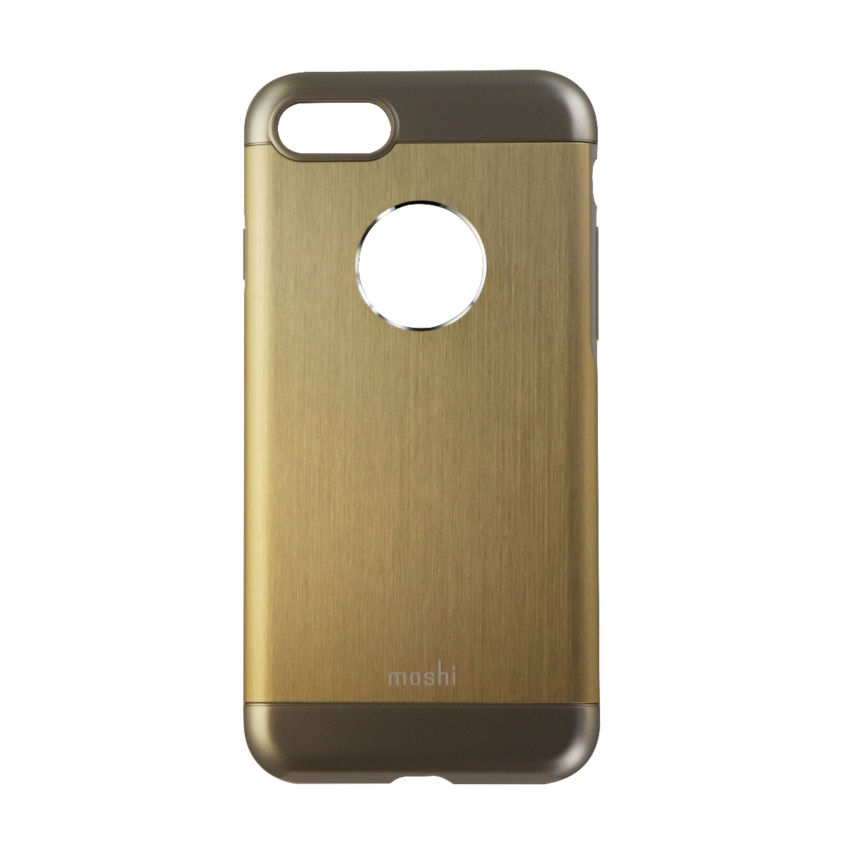 Moshi Armour Series Hybrid Metallic Case Cover for Apple iPhone 7 - Gold